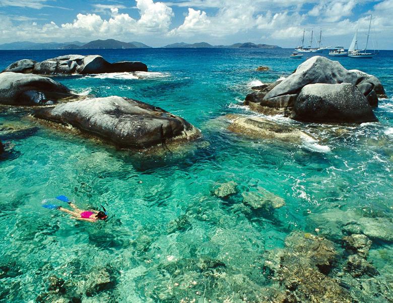 vacances sur les iles Vierges britanniques 1